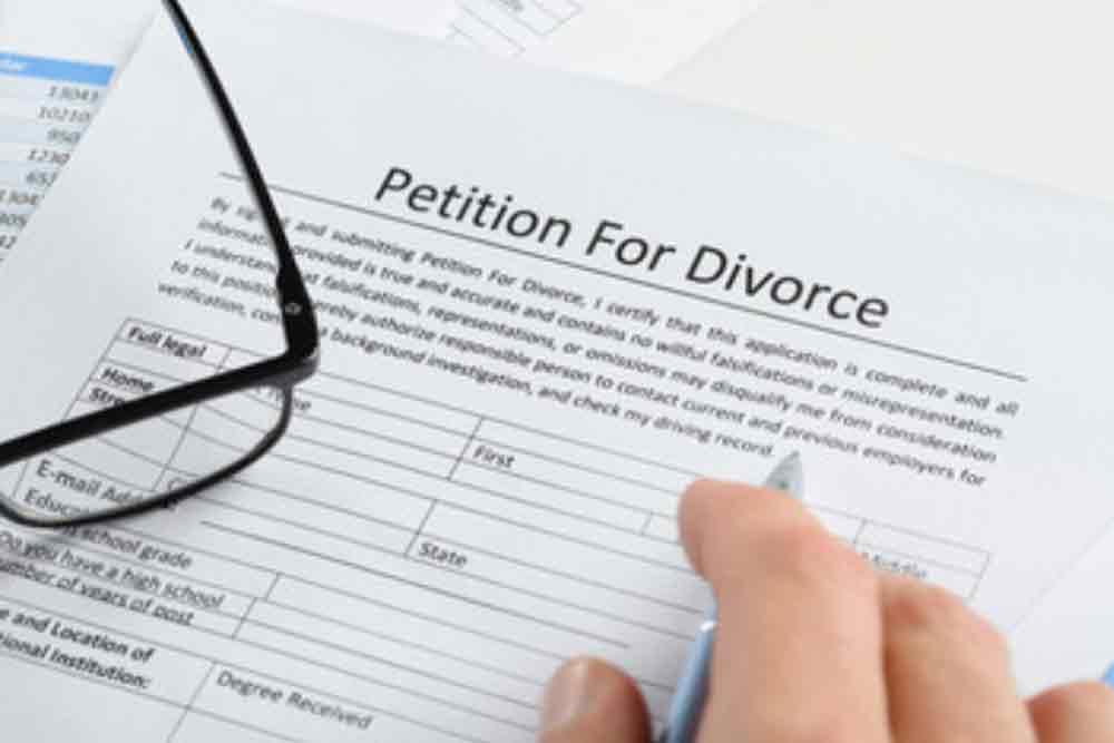 why do men file for divorce
