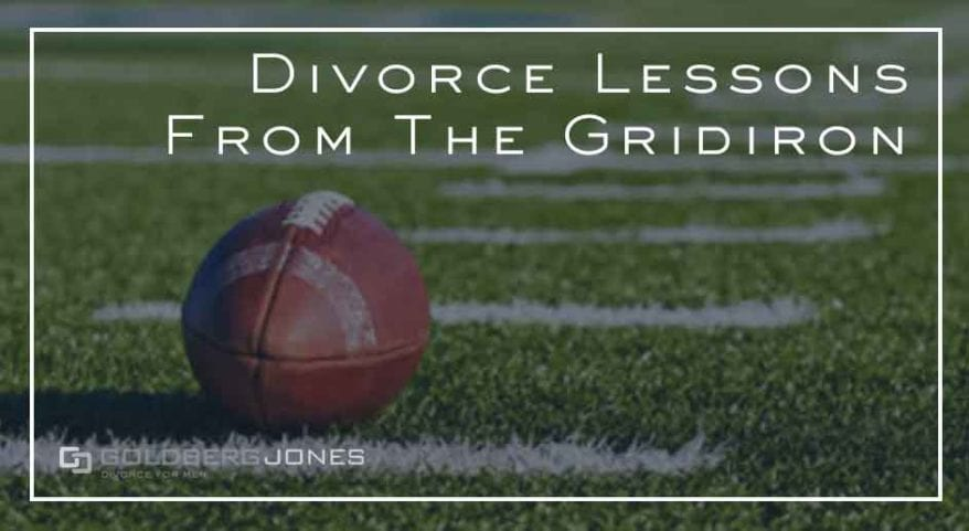 what football can teach about divorce