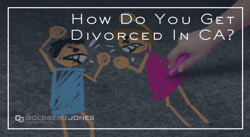 steps to divorce in san diego california