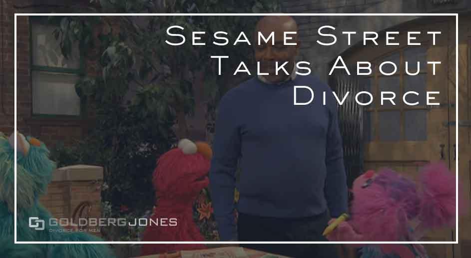 Sesame Street talks divorce