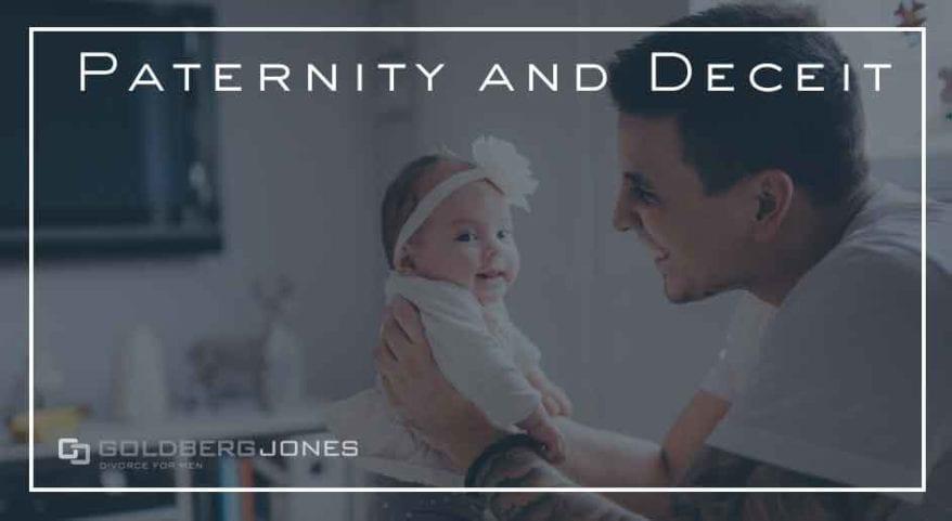 false paternity claims