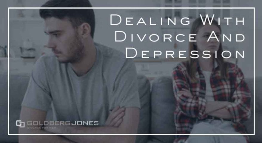 divorce and mens mental health