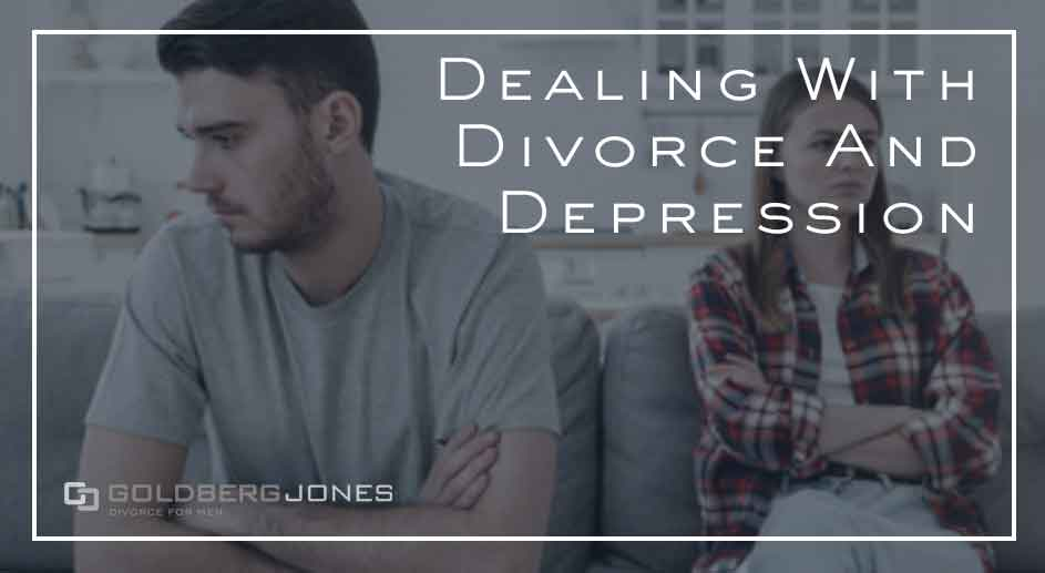 divorce and mens mental health