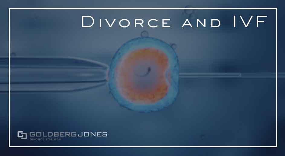 can IVF affect divorce