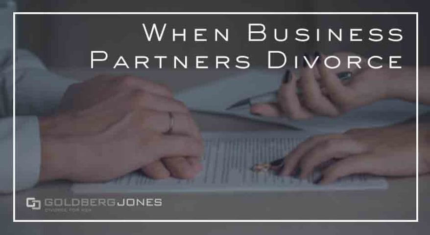 how can you protect your business in divorce