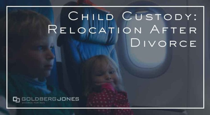 parental relocation after divorce