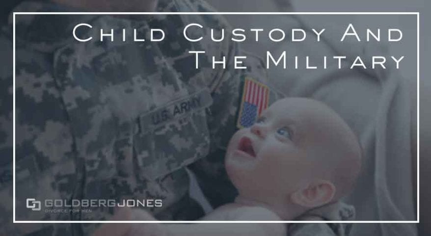 child custody for service-members