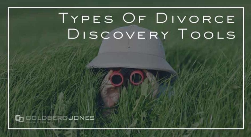 types of discovery