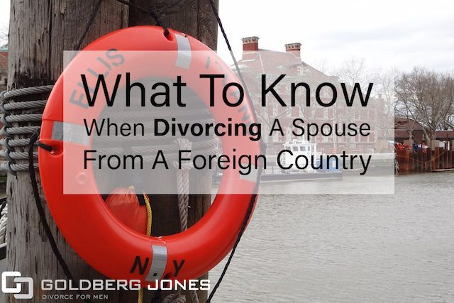 spouse from a foreign country