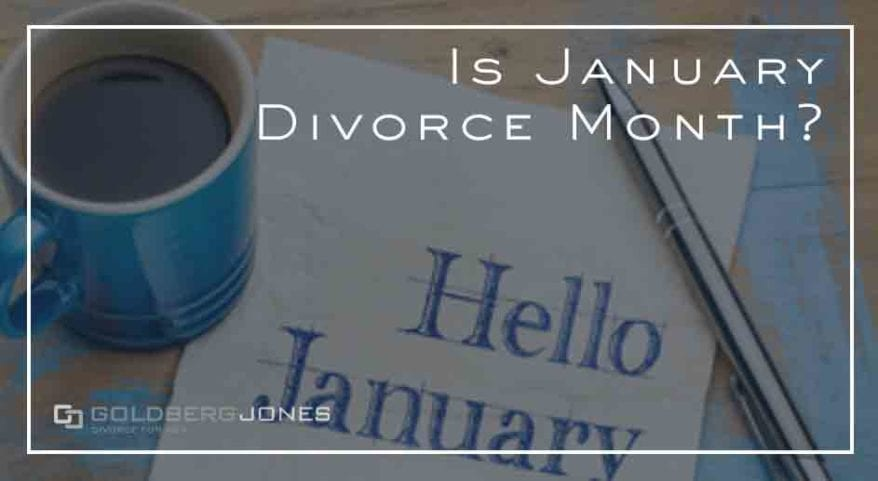 divorce stats in january