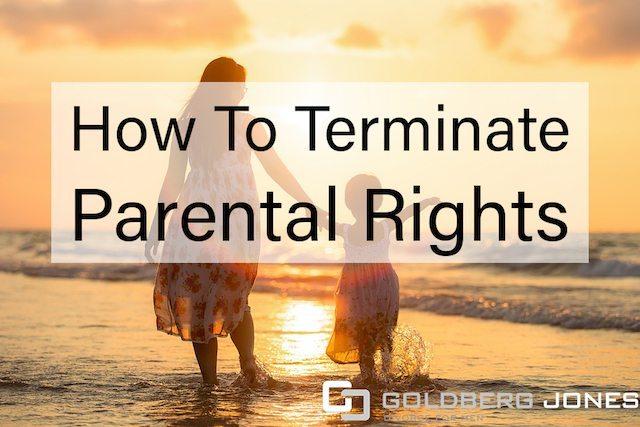 Terminate Parental Rights