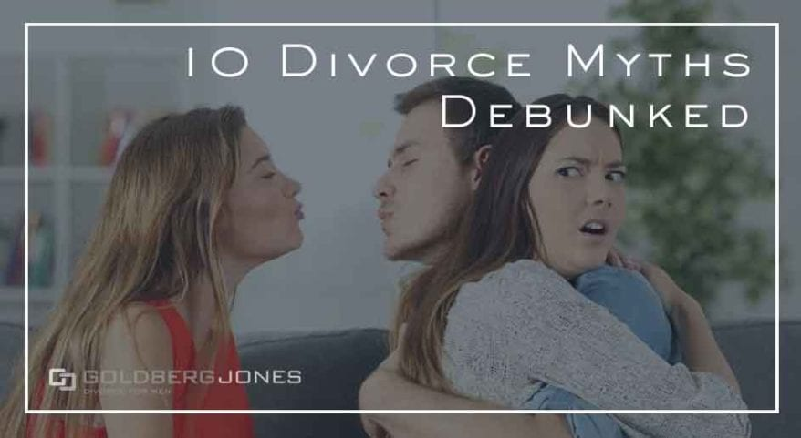 debunked divorce facts and stats