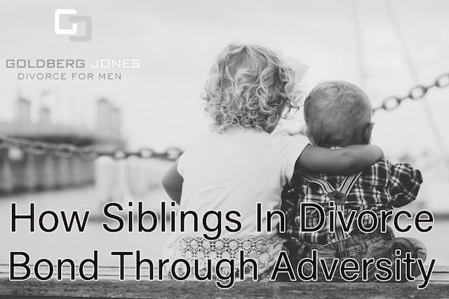 siblings in divorce
