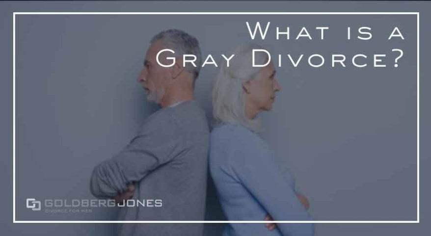 why is gray divorce increasing