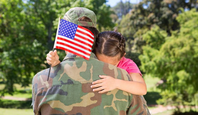 Military divorce lawyers helping fathers