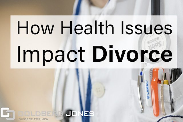 health issues divorce