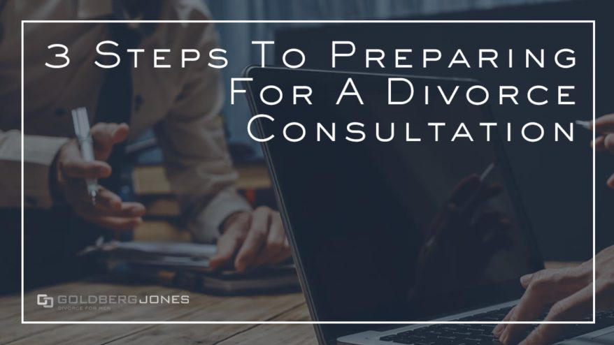 how to you prepare to talk to a divorce lawyer