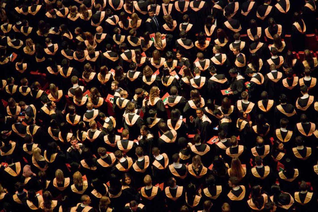 divorce and graduation