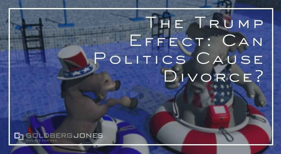how politics can affect your marriage