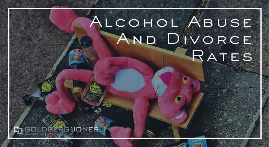 can drinking alcohol increase chance of divorce