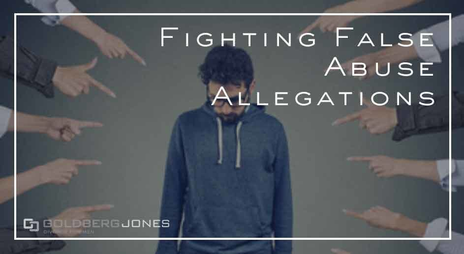 how to fight back against false abuse aligations