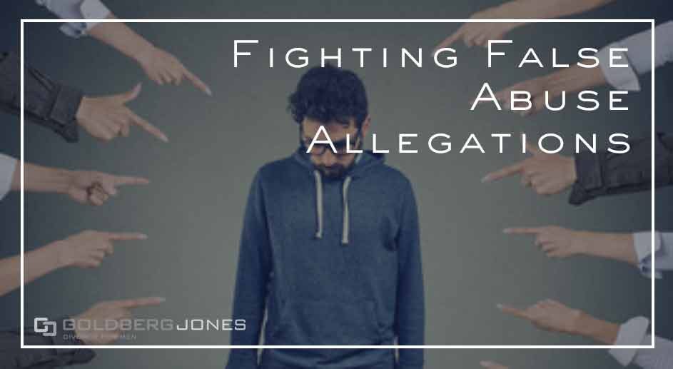 fighting abuse allegations