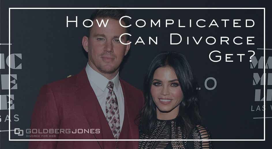 ways your divorce can get complicated quickly