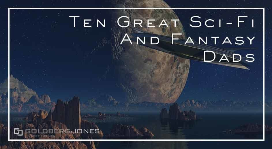 great fictional dads from scifi