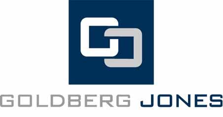 goldberg jones logo icon