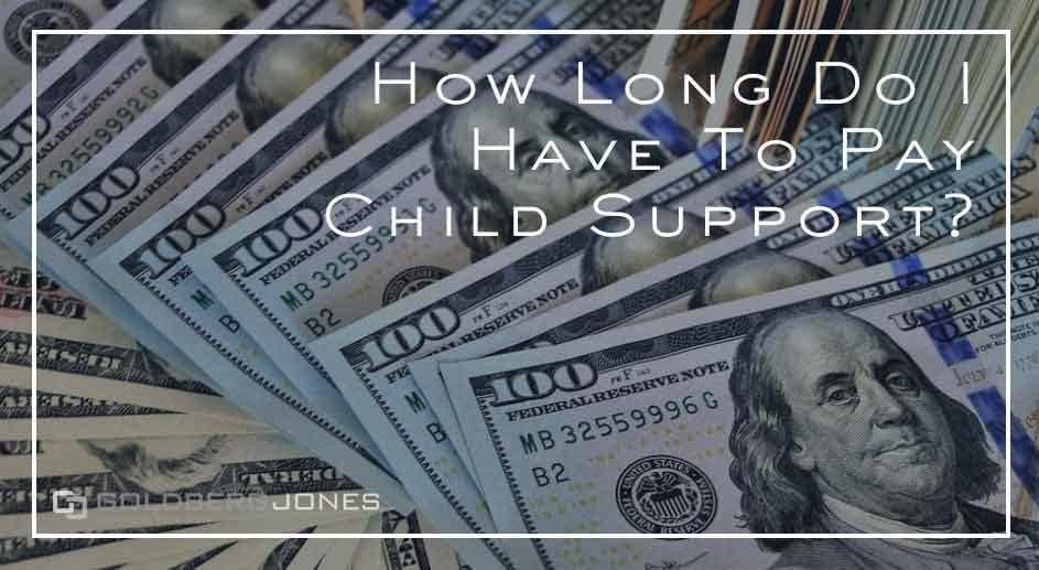 length of child support payments