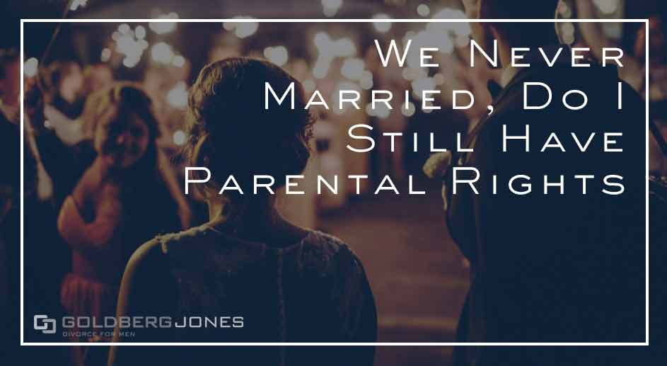 fathers rights for unmarried parents