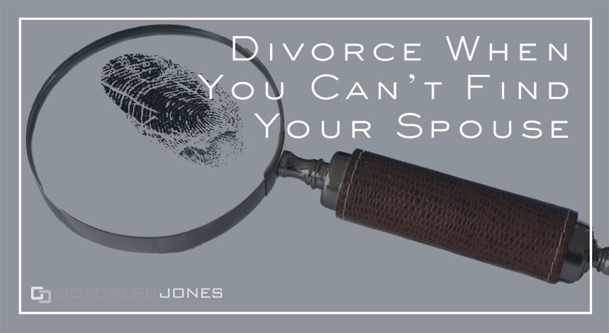 magnifying glass divorce san diego