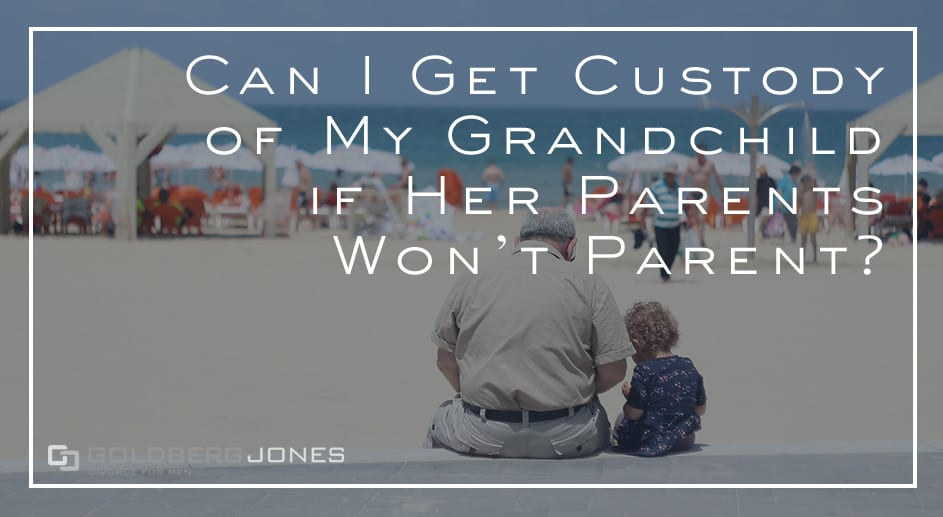 third party custody for grandparents