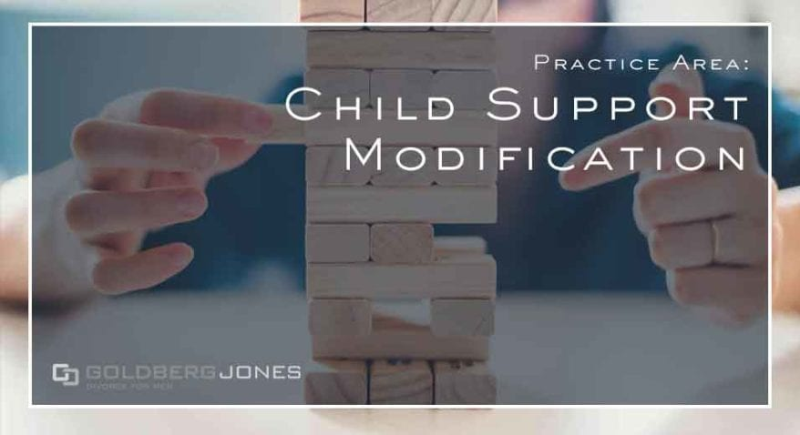 can you modify child support