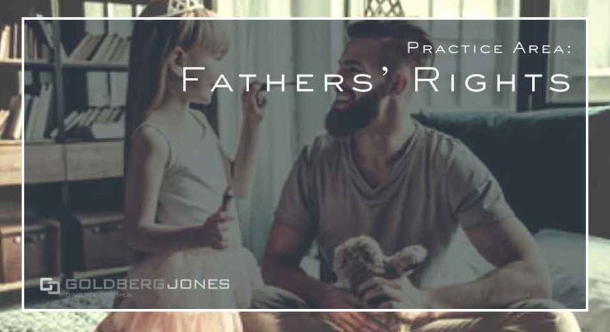 rights of dads during divorce