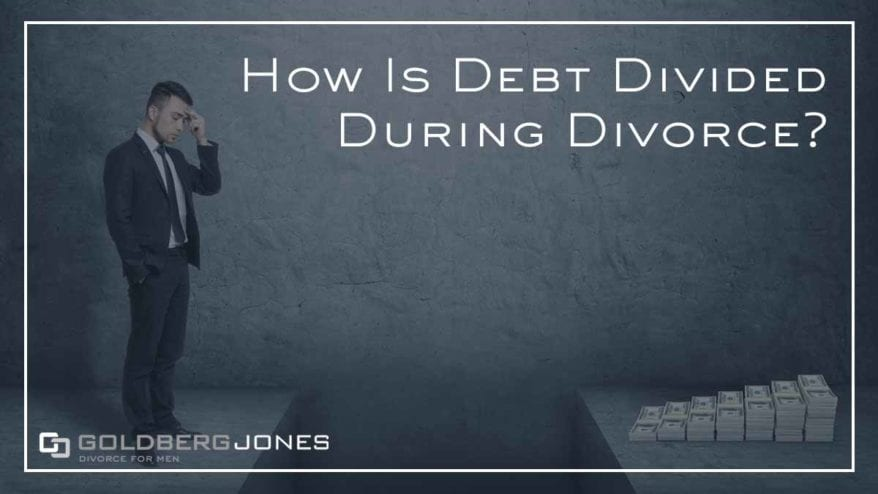 community property and it's affect on debt