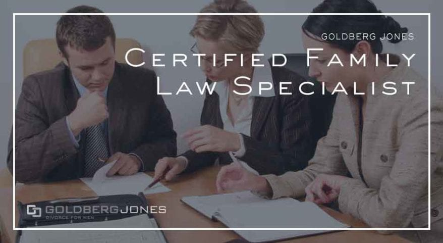 certified family law california