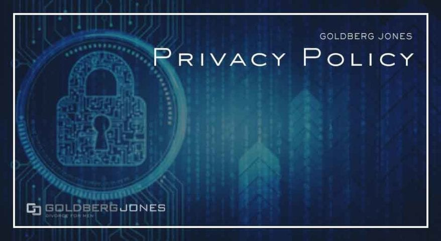 goldberg jones privacy policy