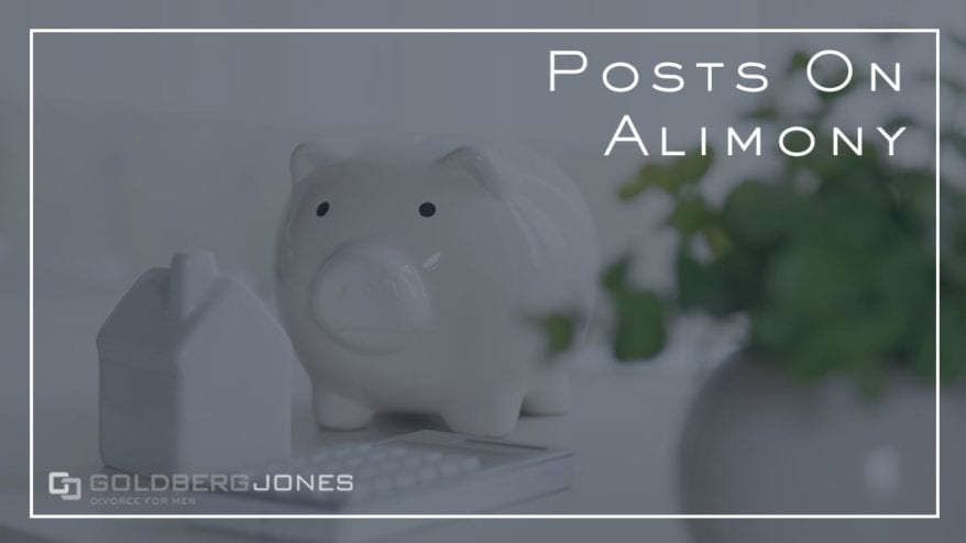 posts on spousal support