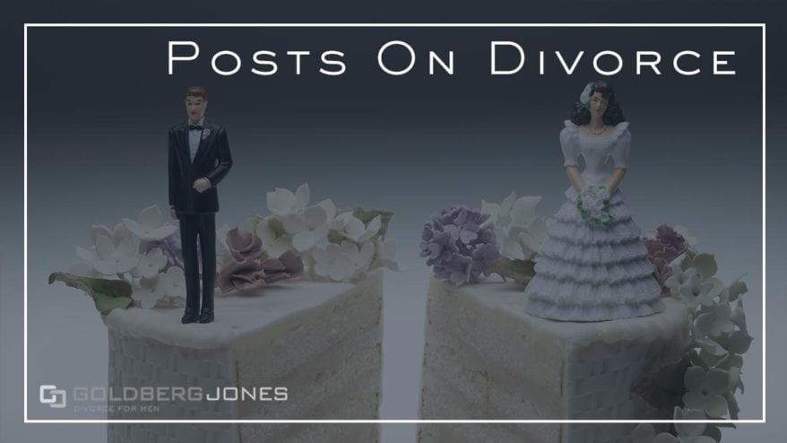 divorce posts