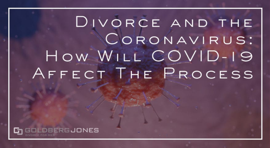 how will covid-19 affect divorce in california