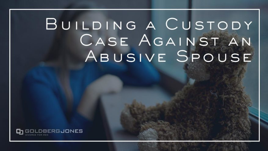 protect kids from abusive spouse