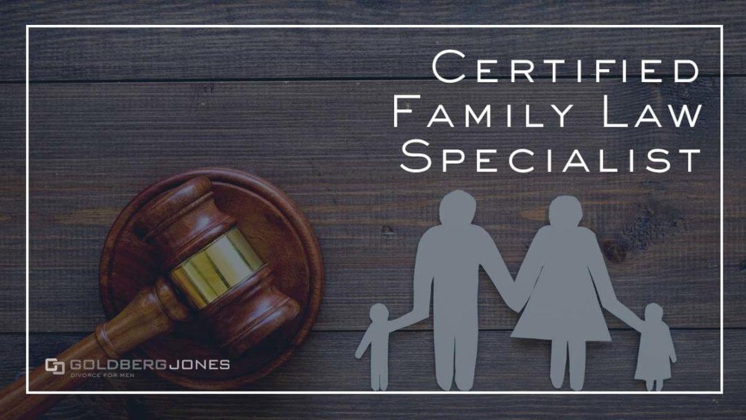 san diego certified family law specialist