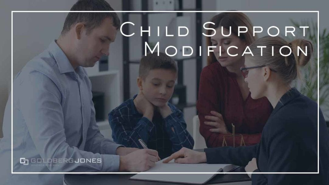 can you modify child support in san diego