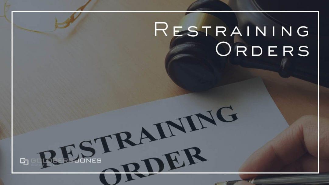 san diego restaining orders