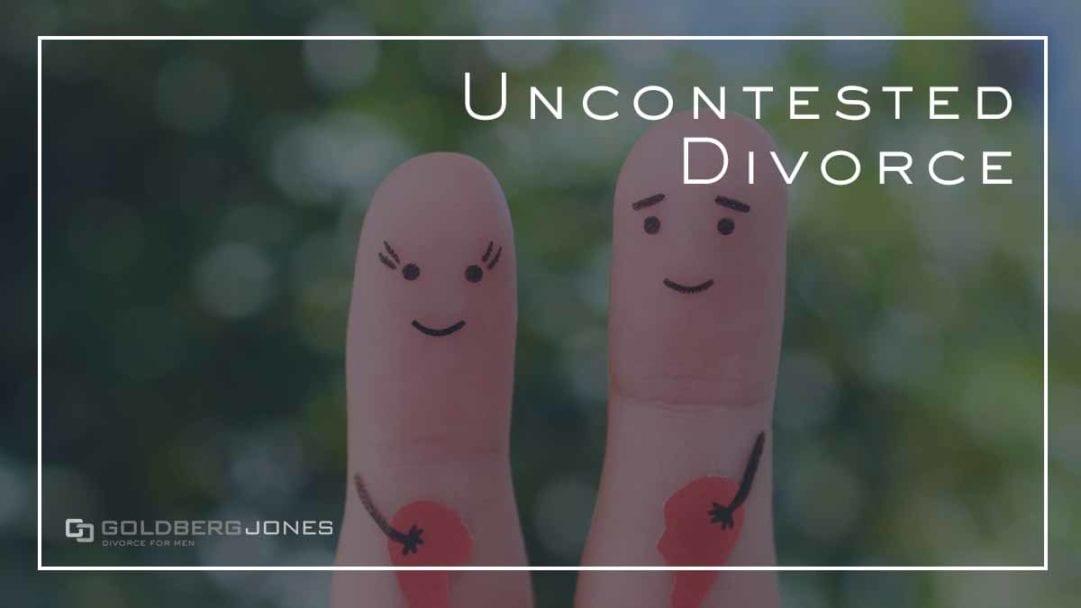 san diego uncontested divorce attorneys