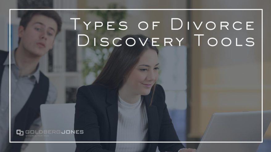 types of discovery in divorce