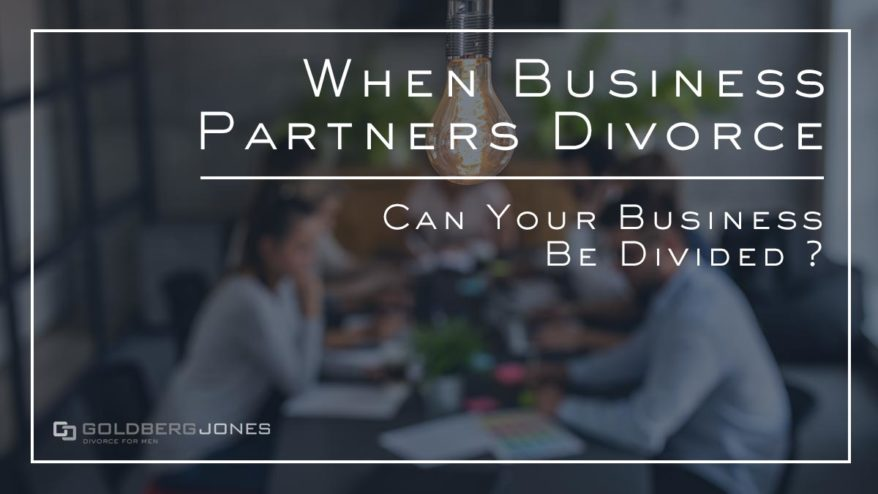can a business be divided