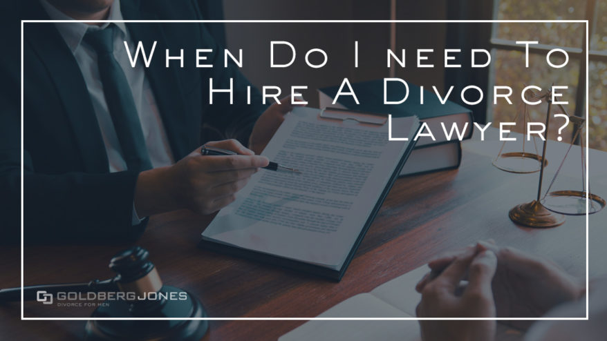 when should i hire an attorney
