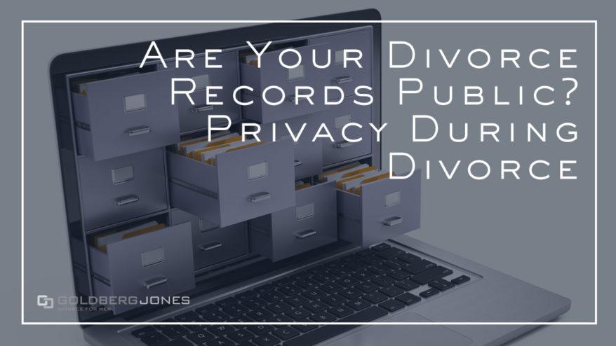 access divorce records